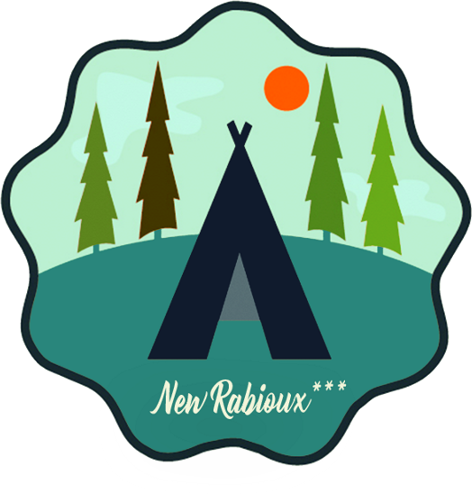 Logo Camping New Rabioux