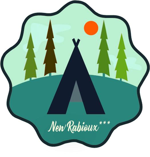 Logo Camping New Rabioux