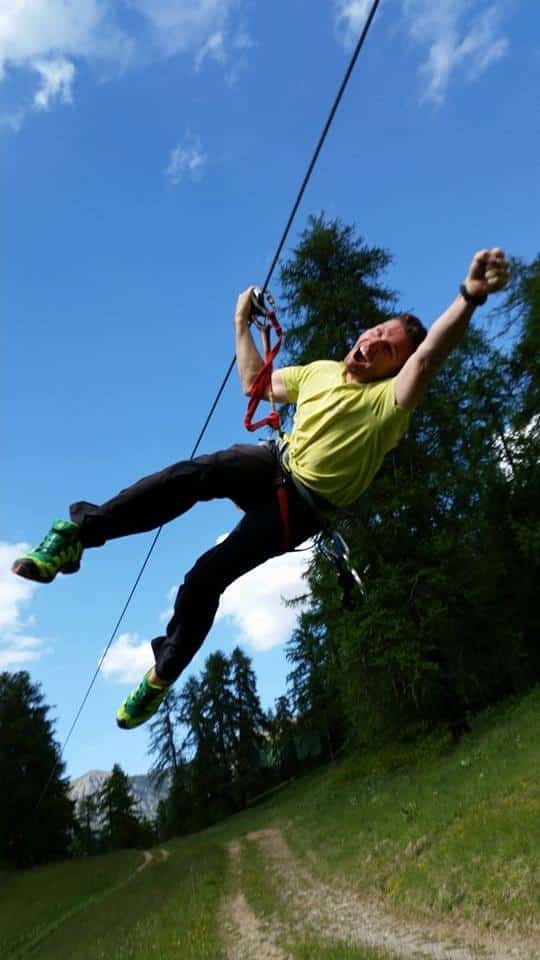 Accrobranche Jungle Aventure des Orres Camping New Rabioux Châteauroux les Alpes Serre Ponçon Hautes Alpes