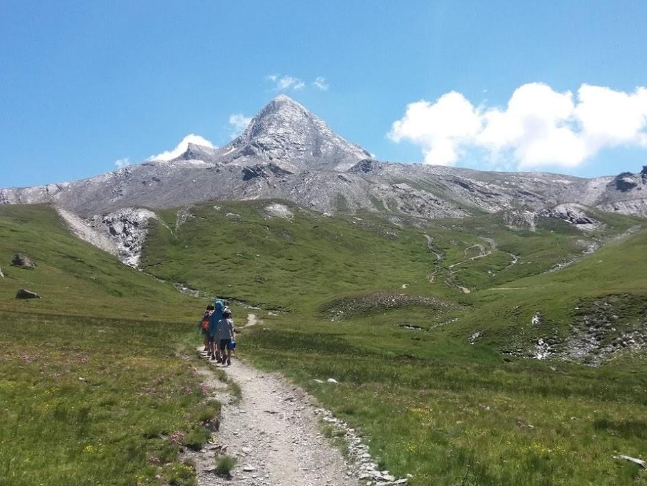 Randonnées - Serre Ponçon Camping New Rabioux Châteauroux les Alpes Serre Ponçon Hautes Alpes